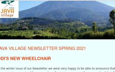 Nieuwsbrief Voorjaar 2021